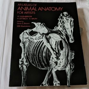 Accents - An Atlas of Animal Anatomy for Artists